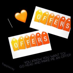 Other - I 🧡 REASONABLE OFFERS